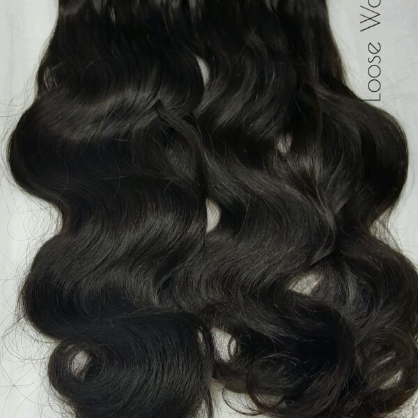 Loose Wave, Body Wave